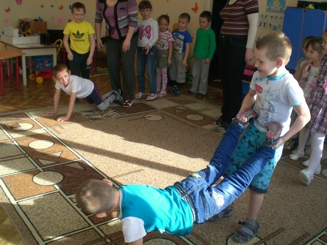 Конкурсы для детей на скорость